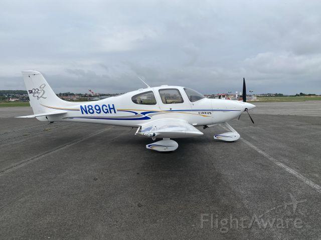Cirrus SR-22 (N89GH) - 19 JUL 2020