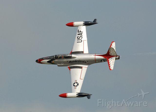 Lockheed T-33 Shooting Star — - T-33 Airshow