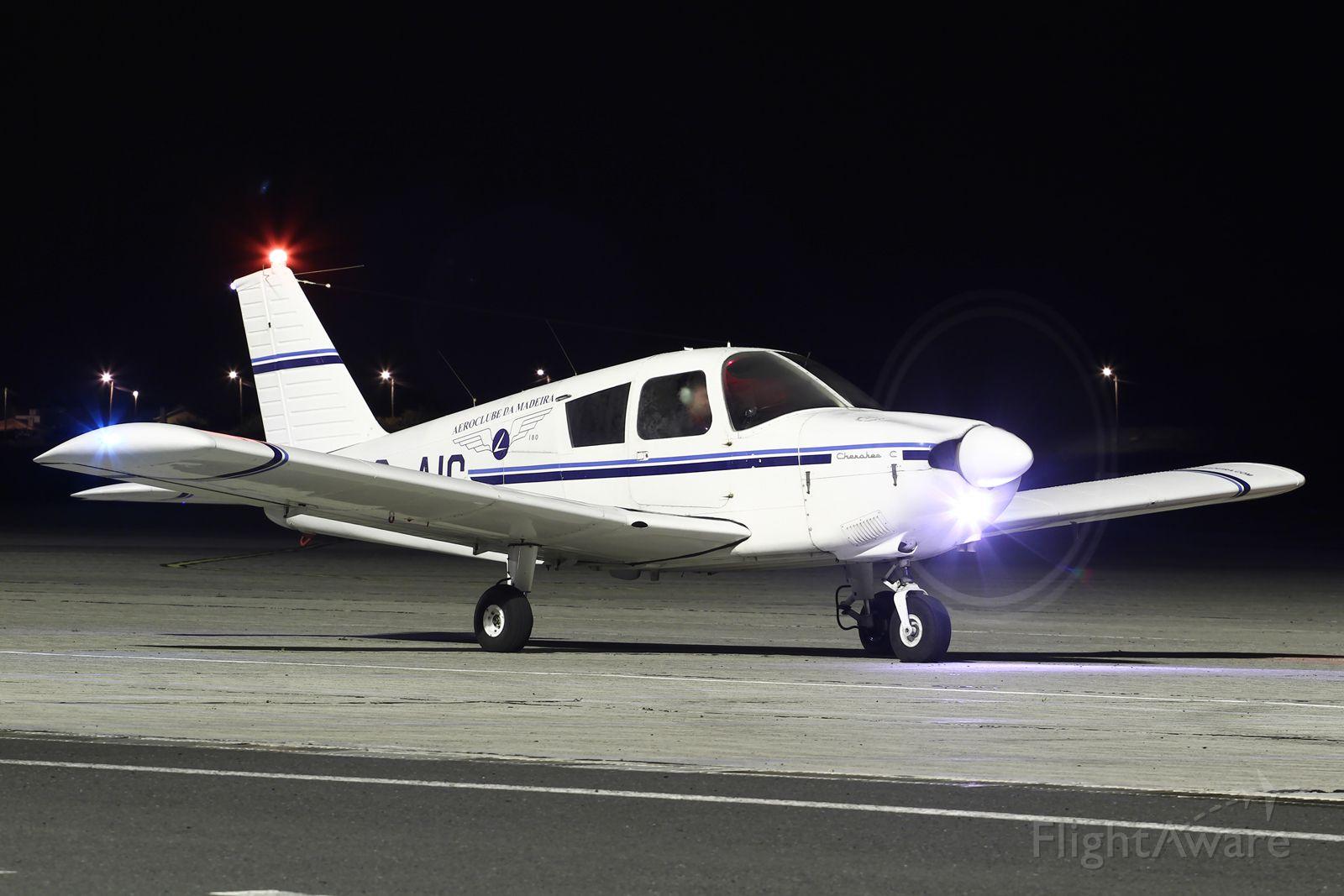 Piper Cherokee (CS-AIC)