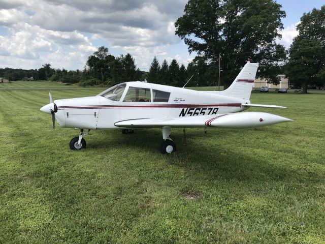 Piper Cherokee (N56578)