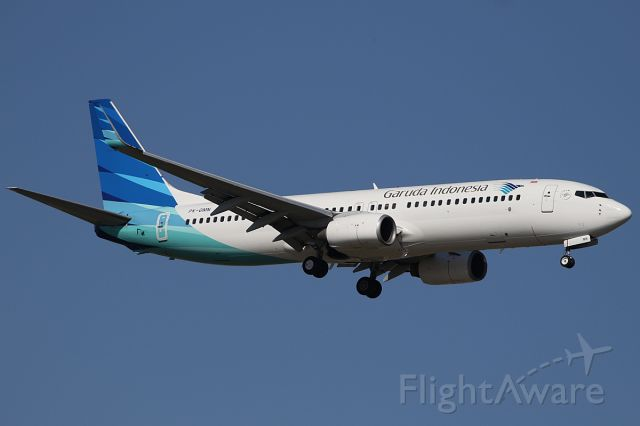 Boeing 737-800 (PK-GMN) - on 13 November 2018