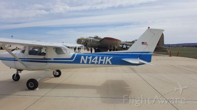 Cessna Commuter (N1234) - KERV
