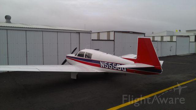 Mooney M-20 (N5550Q)