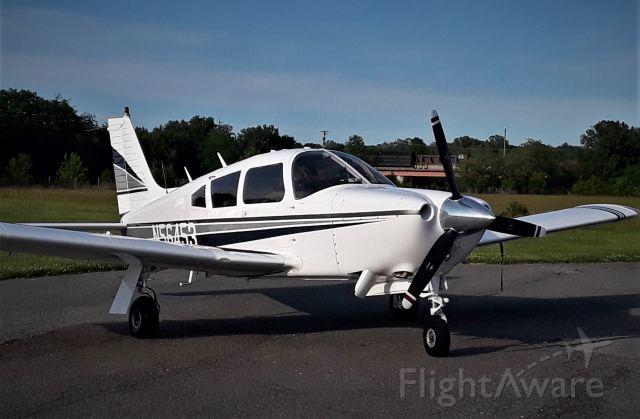 Piper Cherokee (N53453)