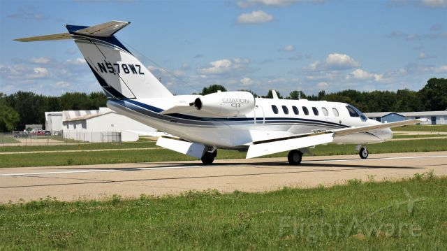 Cessna Citation CJ3 (N578WZ)