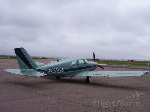 Piper PA-24 Comanche (C-GXVN)