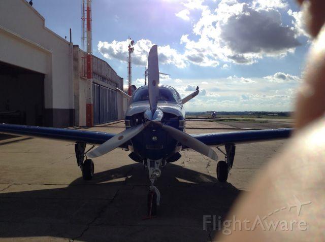 Beechcraft 35 Bonanza (PR-ODT)