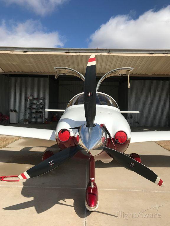 Cessna 350 (N248AP) - Ferrari with Wings