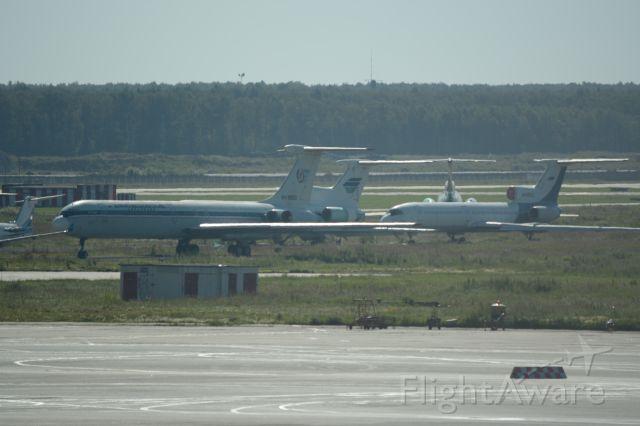 Ilyushin Il-62 (RA-86552)