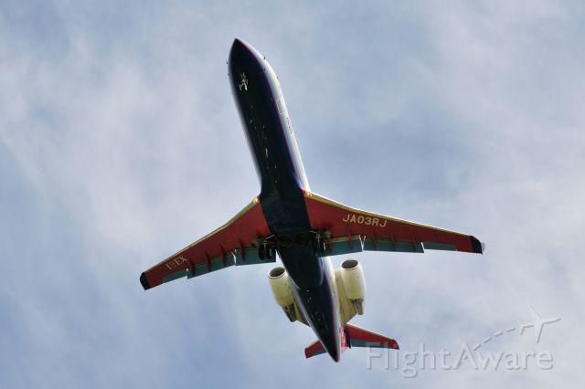 Canadair Regional Jet CRJ-200 (JA03RJ) - 2012/8/3
