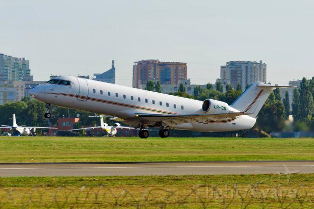 Canadair Regional Jet CRJ-200 (UR-ICD)