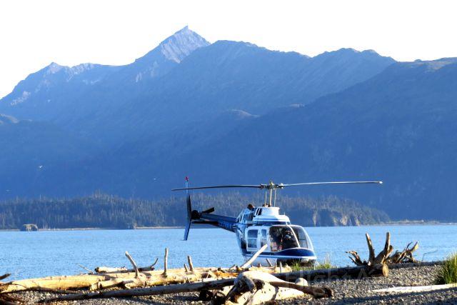 N478KA — - N478KA seen on the shoreline in Homer, Alaska near the Land