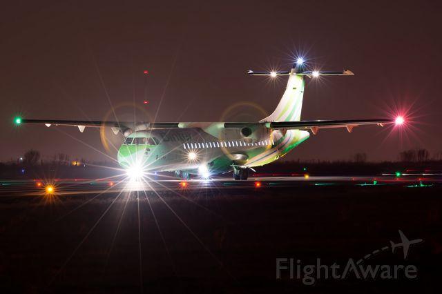 ATR ATR-72 (EC-LAD) - TENERIFE NORTE<br />30/10/2016
