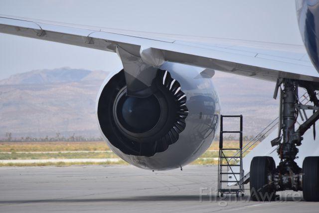 BOEING 787-10 Dreamliner (N528ZC) - 9/11/2017: Boeings new Boeing 737-10 (N528ZC) at Victorville.