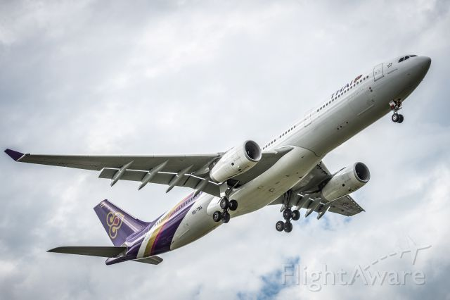 Airbus A330 (HS-TBG)