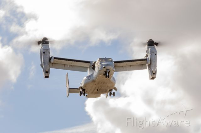 Bell V-22 Osprey (N8216) - 1/20th to get those rotors