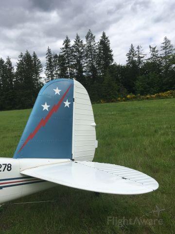 Cessna 120 (N76278)