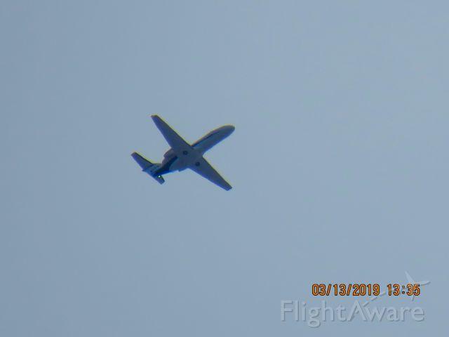 Cessna Citation M2 (N741WY)