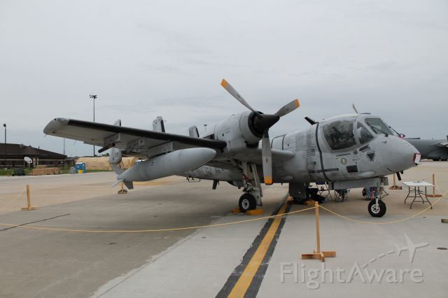 Grumman AO-1 Mohawk (N10VD)