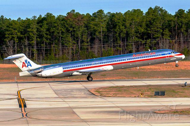 McDonnell Douglas MD-82 (N7542A) - 3/24/2008
