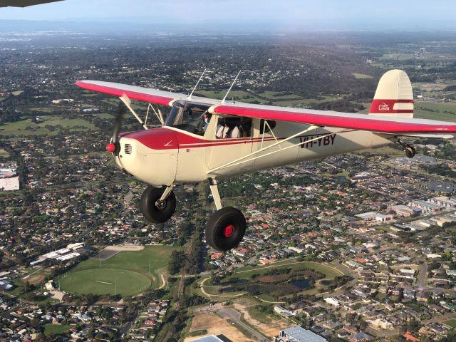 Cessna 140 (VH-YBY)
