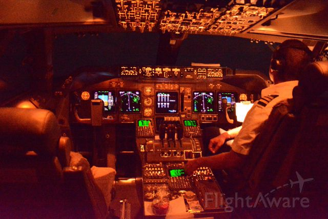 Boeing 747-200 — - 747 by night.. > klax >>> eham ....