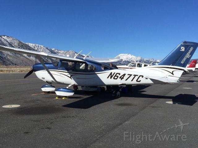 Cessna 206 Stationair (N647TC)