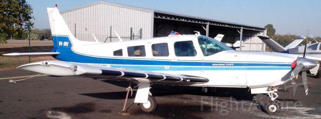 Piper Saratoga/Lance (VH-JNV)