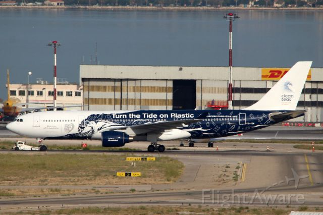Airbus A330-200 (CS-TQW) - 25 sept 2018 - flight AIR AUSTRAL RUN-MRS