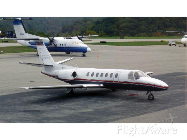 Cessna Citation V (N560HG) - The Citation V.