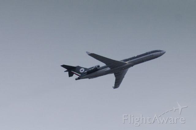 BOEING 727-200 (XC-MPF)