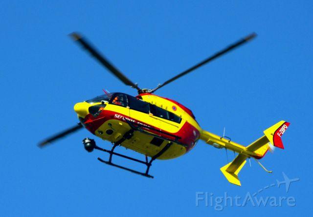F-ZBPO — - Hélicoptère EC 145 Sécurité Civil