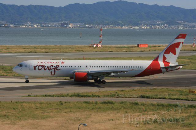 BOEING 767-300 (C-GEOU)