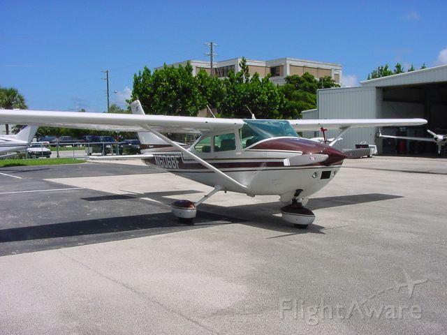 Cessna Skylane (N6068F) - When based at FXE back in the 90