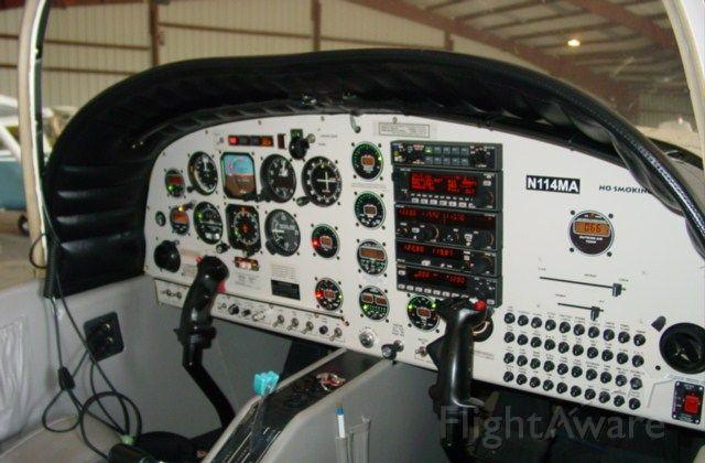 NEW MEYERS SP-20 (N114MA)
