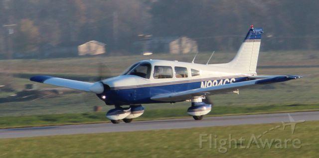 Piper Cheyenne 400 (N994CS) - Departing rwy 27, 11/2/12