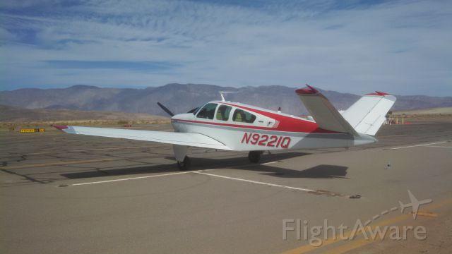 Beechcraft Bonanza (36) (N9221Q)
