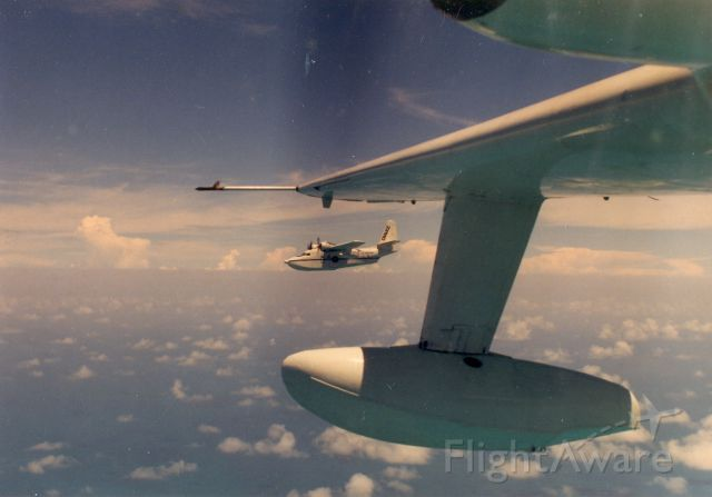 Grumman HU-16 Albatross (N118FB) - Chalk