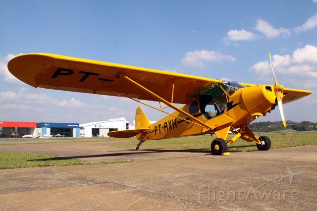 Piper L-18B Cub Special (PT-AXH)
