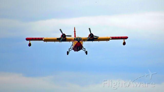 """Canadair CL-215 (C-FTXJ) - """"Québec 230"""""""