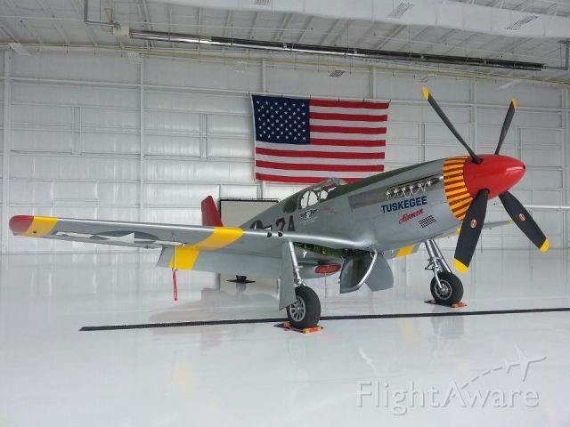 North American P-51 Mustang (AMU61429) - P-51