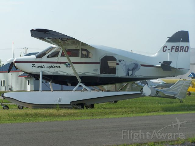 C-FBRO — - Taken at St Hyacinthe Airport QUE June 2008