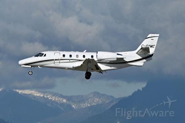 Cessna Citation V (C-GYMC)