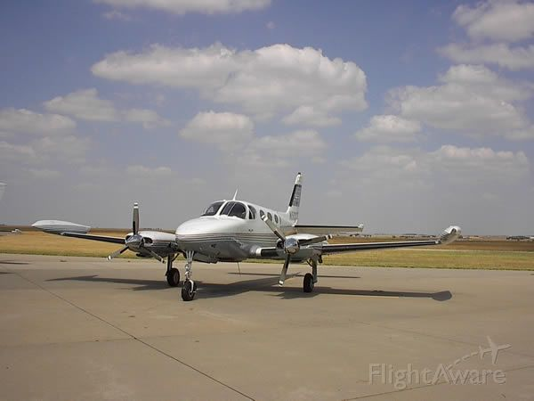 Cessna 340 (N500CT)
