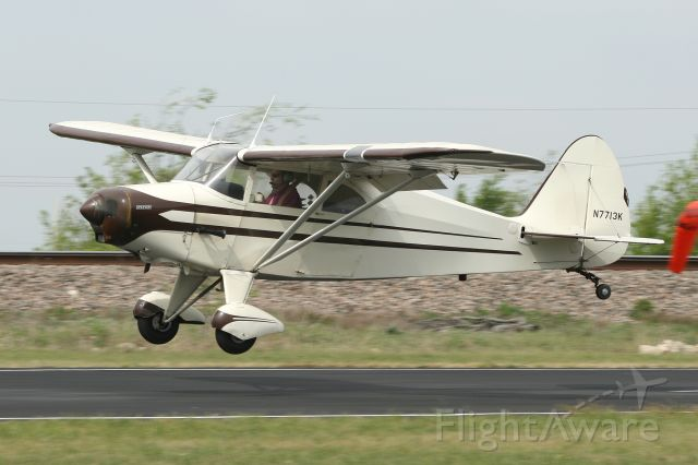Piper PA-20 Pacer (N7713K)