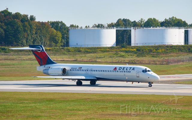 N944AT — - Lined up for take off on Rwy 18C