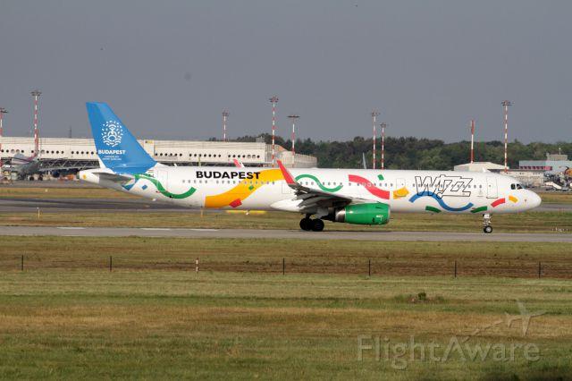 Airbus A320 (HA-LXJ)