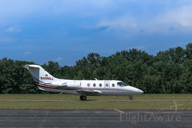 Beechcraft Beechjet (N408GJ)