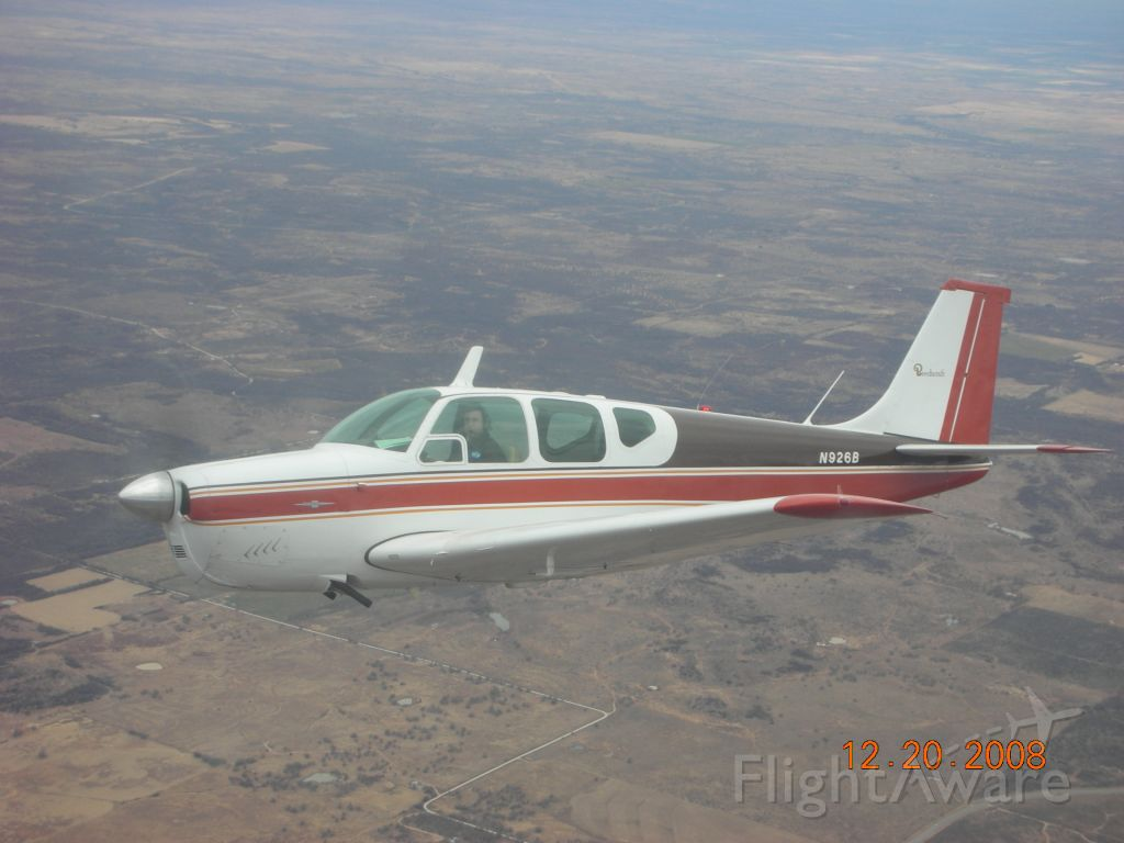 Beechcraft Bonanza (36) (N926B)