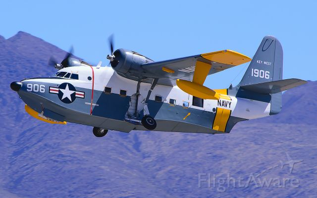 Grumman HU-16 Albatross (N3HU) - Definitely the best shot I took of this aircraft!! :D